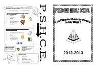 KS3 Guide 2013 - Ferndown Middle School