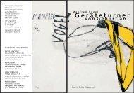 Einladung - Galerie Epikur