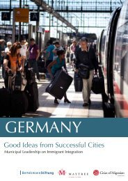 Germany - Cities of Migration