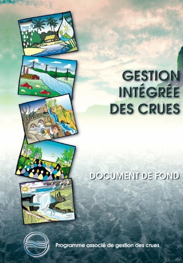 5. la notion de gestion intégrée des crues - Flood Manager E-Learning