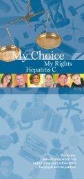 My Choice - Hepatitis Queensland
