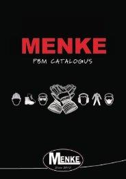 Menke PBM Catalogus