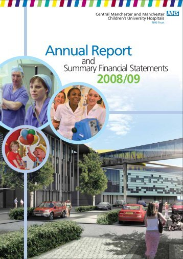 Annual Report - Central Manchester University Hospitals - NHS ...
