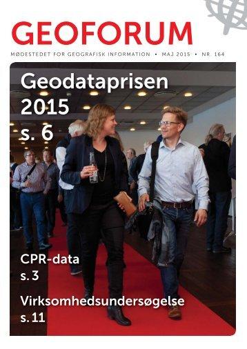 Geoforum Maj 2015
