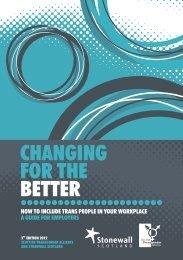 Changing for the Better 2012, proof 3 - Scottish Transgender Alliance