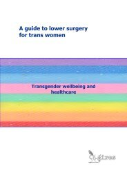 A guide to lower surgery - Gender Identity Research and Education ...