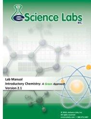 Lab 3 - eScience Labs
