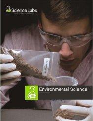 Environmental Science 1-30-12 Final.pub - eScience Labs