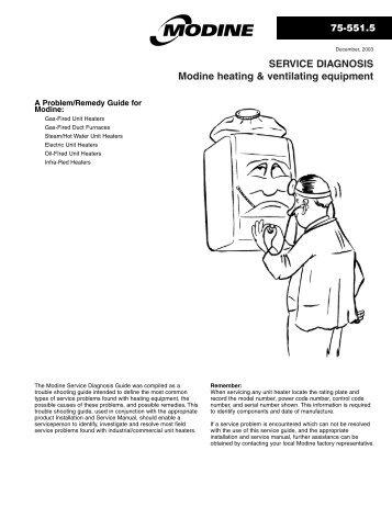 service diagnosis modine heating ventilating equipment?quality=85 summer winter switch modine modine pa wiring diagram at virtualis.co