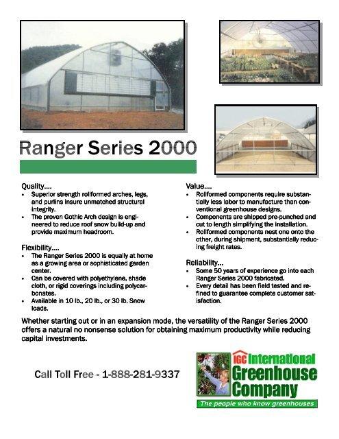39+Ranger Greenhouses
