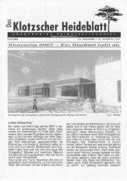 UNABHANG es - Klotzscher Heideblatt