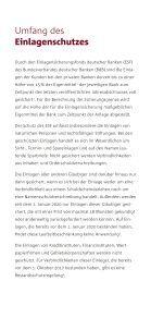 Einlagensicherung der privaten Banken - Kurzinformationen - Page 3