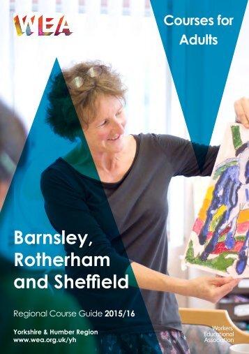 Barnsley, Rotherham and Sheffield