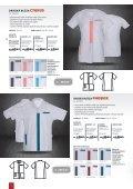 Kolekce oděvů pro zdravotnictví a wellness - Page 6