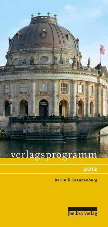 pdf - Be.bra Verlag