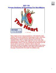 The Heart PDF - Classvideos.net