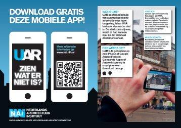 informatie over UAR