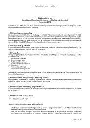 Kandidatuddannelsen i it-ledelse, 2011 - Det ...
