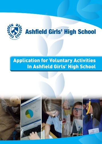 Voluntary Activities Policy PDF - Ashfield Girls' High School