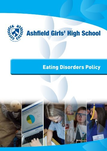 Eating Disorders Policy PDF - Ashfield Girls' High School