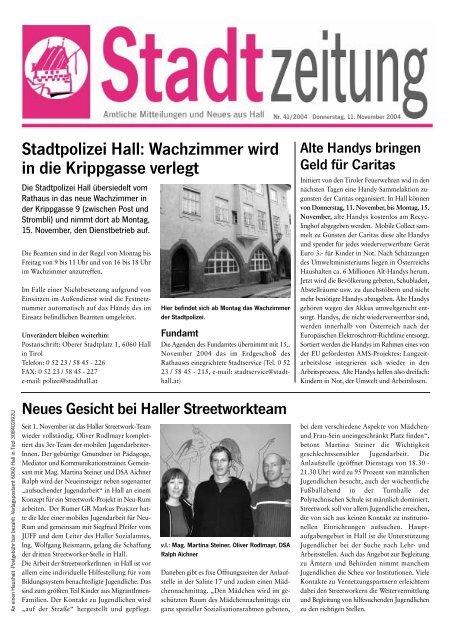 Hall in tirol private partnervermittlung: Private ficktreffen 10 cast