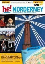 April 2011 als PDF - Norderney