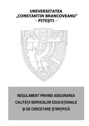 Regulamentul privind asigurarea calitatii serviciilor IFR