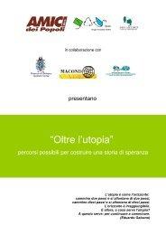 esperienze in America Latina e in Italia