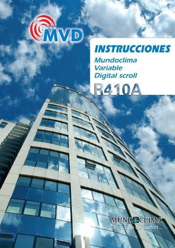 manual técnico sistema mvd - Salvador Escoda SA