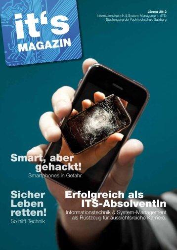 its Magazin (2. Ausgabe, Jänner 2012) - Fachhochschule Salzburg