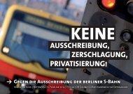Veranstaltungsflyer als PDF - Klassenkampfblock