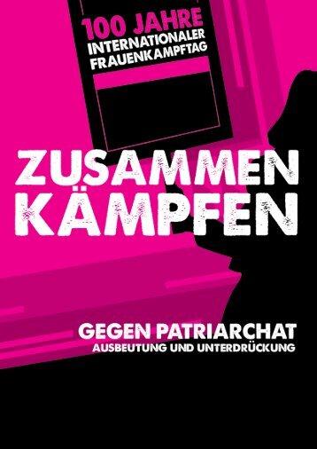 Broschüre - SDAJ Berlin