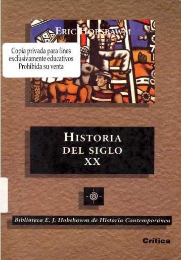 Hobsbawm_HistoriadelSiglo_XX