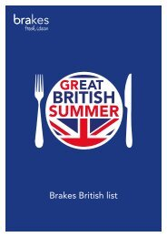 Brakes British List