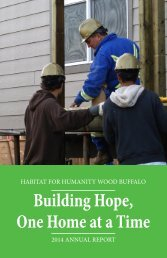 Building Hope, One Home at a Time