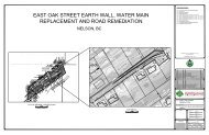 2013-T-09 Addendum 1 drawings - City of Nelson