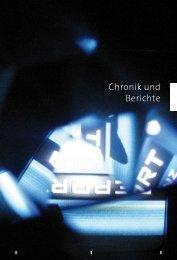 Chronik und Berichte (Teil 2) Seite 216 bis - ARD
