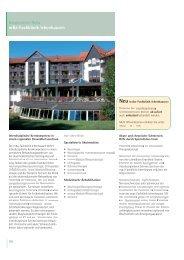 m&i.Fachklinik Ichenhausen - Ostalb-Klinikum