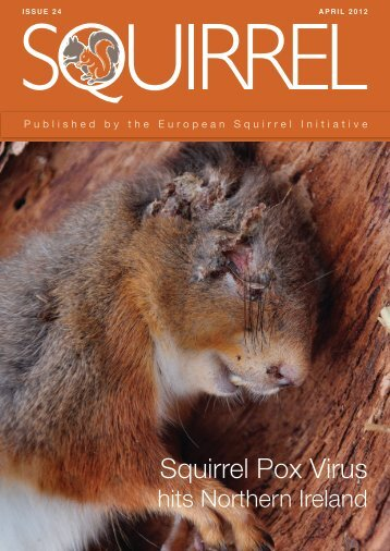 to view April 2012 Issue 24 - European Squirrel Initiative