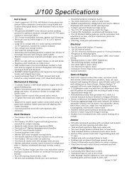 J100 Specs 1-31-07.pdf - J/Owners