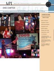 DEFINE JUN-JUL 09 - MPI Ohio Chapter