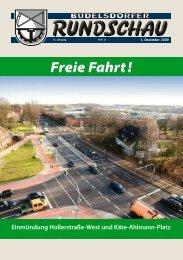 Freie Fahrt ! - Wirtschaftsvereinigung Büdelsdorf eV