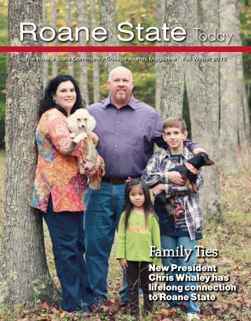 2012 Fall/Winter - Roane State Community College
