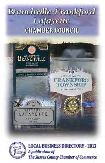 Business Directory - Sussex County Chamber of Commerce