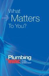 matters - Plumbing & HVAC