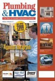 March 2008 - Plumbing & HVAC