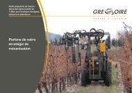 Parlons de votre stratégie de mécanisation - Gregoire Group ...