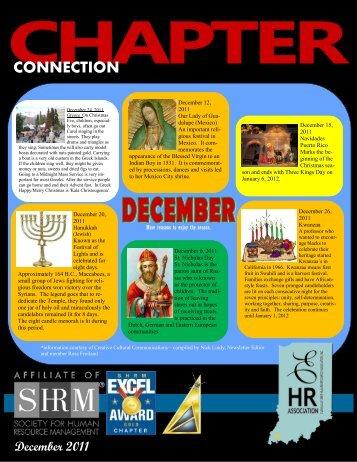 December 2011 Newsletter - Evansville-Area Human Resource ...