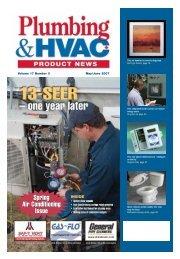 June 2007 - Plumbing & HVAC