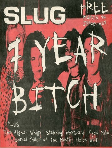 Download issue as PDF - SLUG Magazine